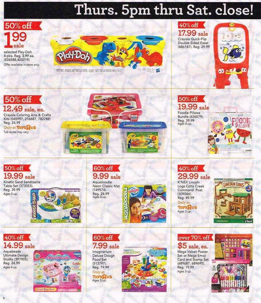 ToysRUs Black Friday page 8